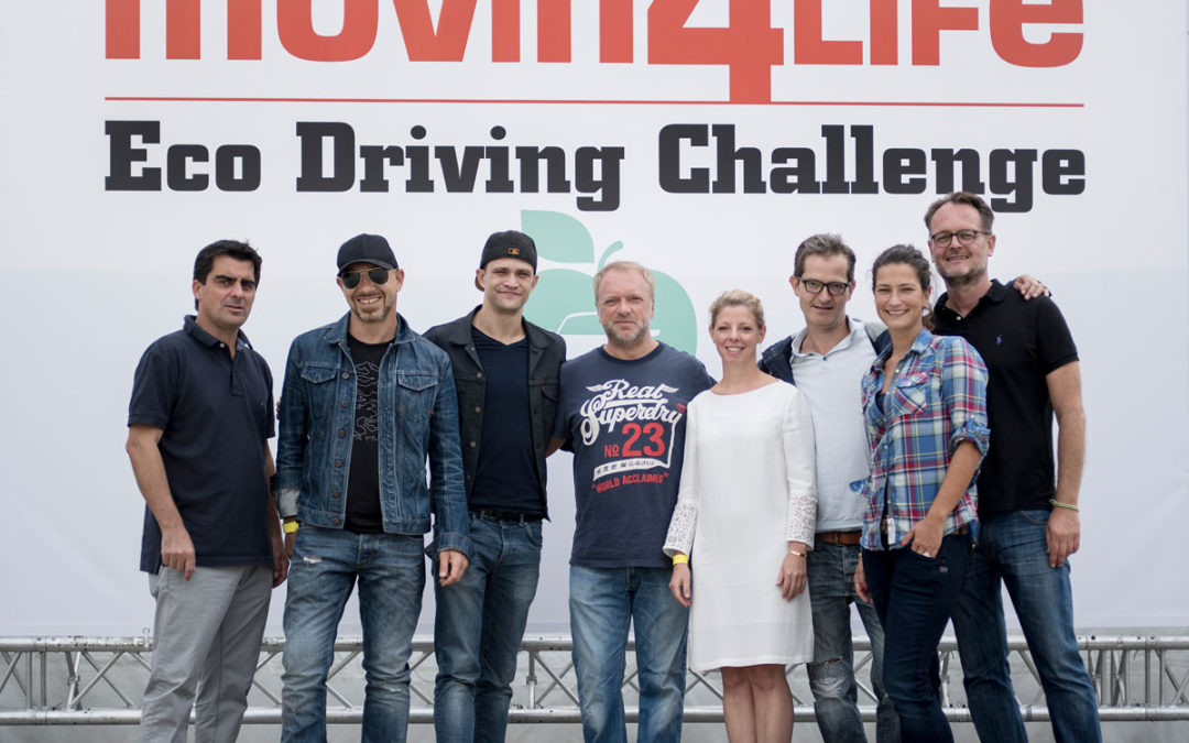 Das war die movin4LIFE Eco Driving Challenge 2016