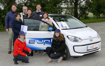 Die Gewinner des movin4LIFE EcoDriving-Wettbewerbs 2015