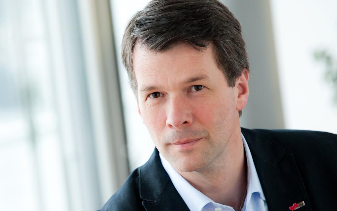Horst Bischof, Vizerektor TU Graz