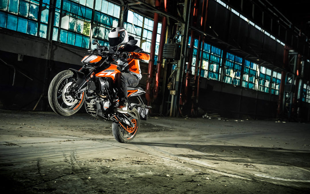 KTM 125 Duke – The Spawn of the Beast – What else?!