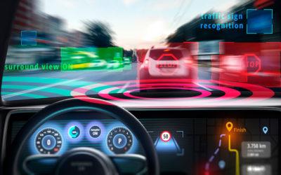 Drei Grundbegriffe des Autonomen Fahrens
