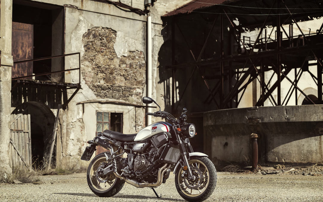 Yamaha XSR700 XTribute – a star is (re)born!